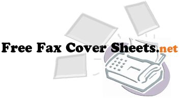 Free Fax Cover Sheets Fax Cover Sheet