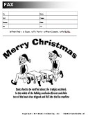 Funny fax cover sheets free fax cover sheet christmas altavistaventures Gallery