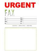 Free Fax Cover Sheets - Fax Cover Sheet
